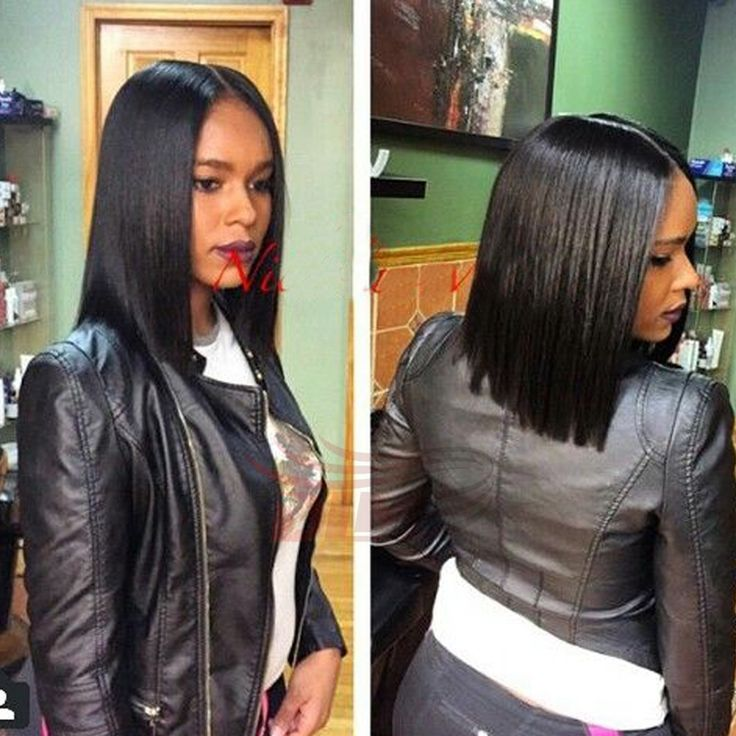 30 Center Part Bob Hairstyles Weave Hairstyles Ideas Walk The Falls