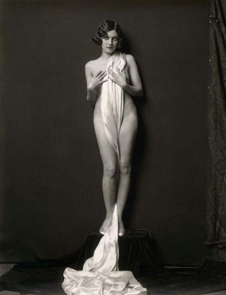 Adrienne Ames, Ziegfeld Girl, Circa 1929