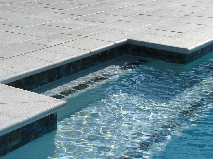 Artistic Pavers Shellock Ivory Patio Cool Pools
