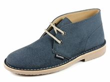 Amazing Dr Martens Elate Joylyn Womens Leather Desert Boots - Dress Blues Blue