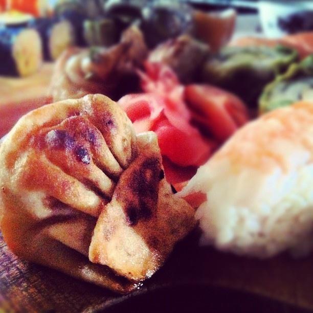 #gyosas #sushi #food #comida