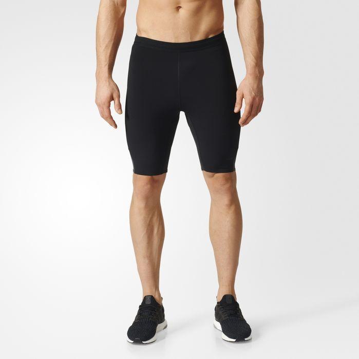 adidas Chill Short Tights - Mens Running Tights