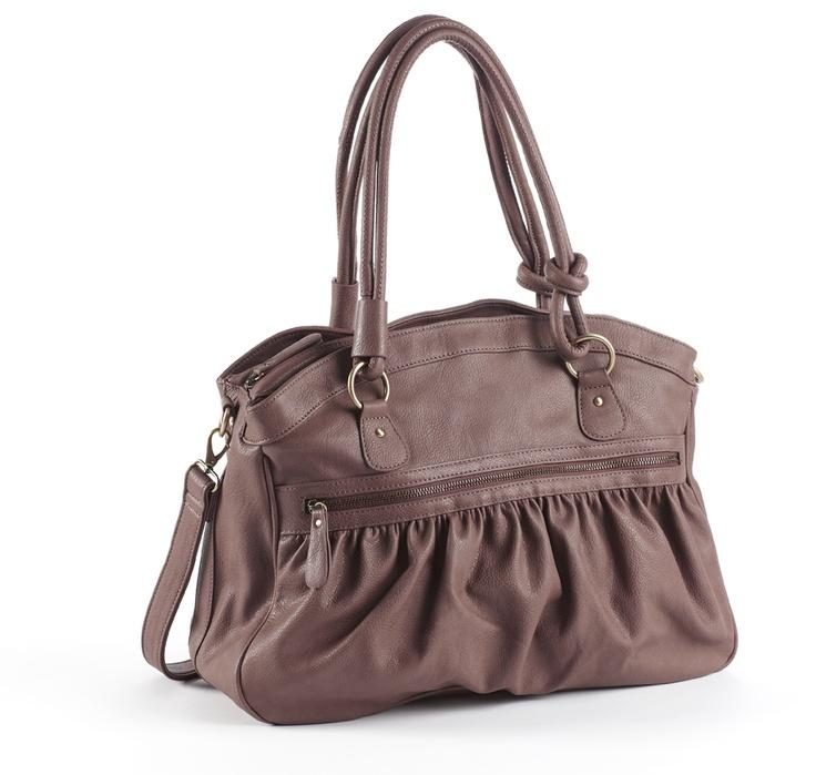 GAIDA dusty violet - changing bag  Arrives in shops mid-September