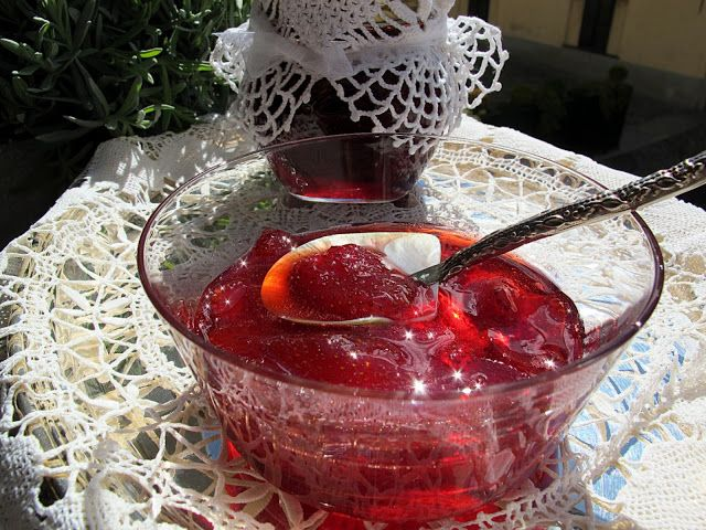 Tentazioni di gusto: Confettura di fragole metodo Ferber
