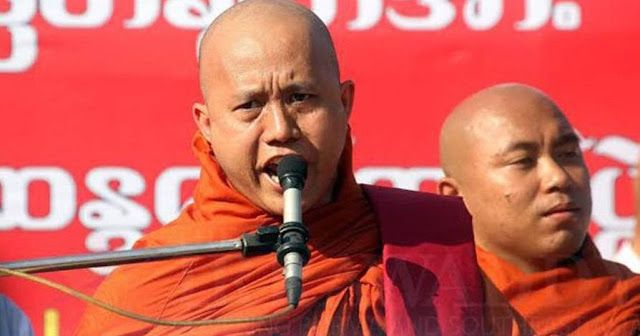 Wirathu: Kita Tak Takut PBB atau Gempuran Dunia Internasional !  Republik.in Ratusan warga Myanmar dari kelompok nasionalis dikabarkan telah menggelar aksi demonstrasi di dekat Taman Maha Bandula pada Rabu (30/8/2017). Menurut laporan Mmtimes mereka mendesak pemerintah Myanmar segera mengumumkan darurat militer di kota Maungdaw di Negara Bagian Rakhine. Setelah lebih dari 100 Muslim di wilayah tersebut meninggal dunia akibat serangan pasukan rezim Myanmar. Namun demonstran dan rezim Myanmar…