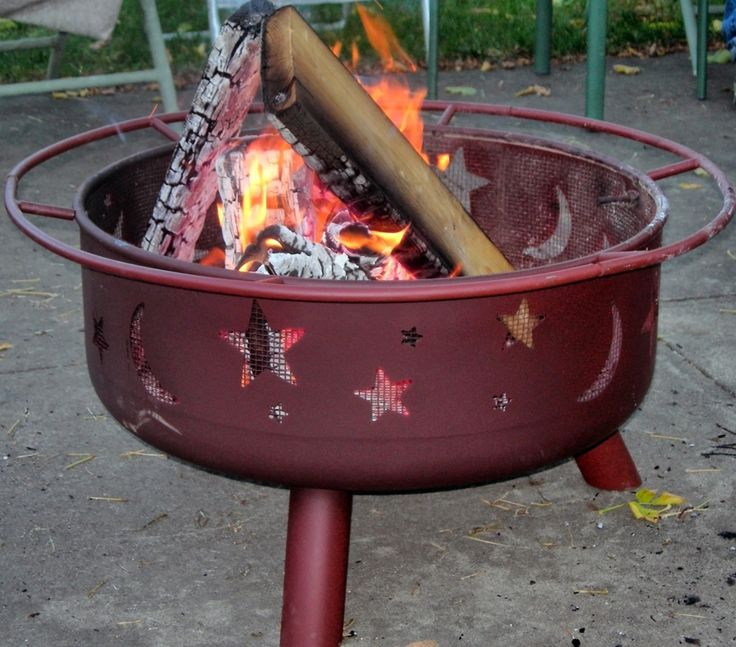 12 Best Images About Portable Fire Pits On Pinterest
