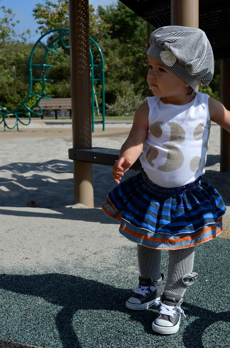 Super cute toddler girls' clothes by iloveyou33! Love it!