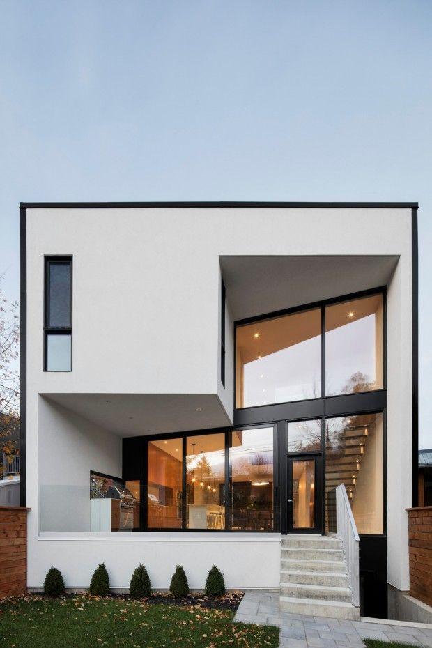 189 best ARCHITECTURE images on Pinterest Architecture - maison en beton coule