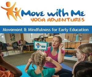 E-courses and Inservices for educators and parents teaching self-regulation, movement & mindfulness to preschoolers ages 3-7.