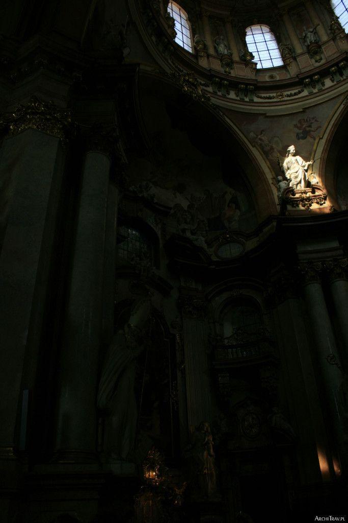 Kościół św. Mikołaja w Pradze (Malá Strana) | ArchiTrav