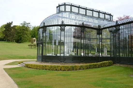 382 best images about vintage conservatory orchid house for House plans with conservatory