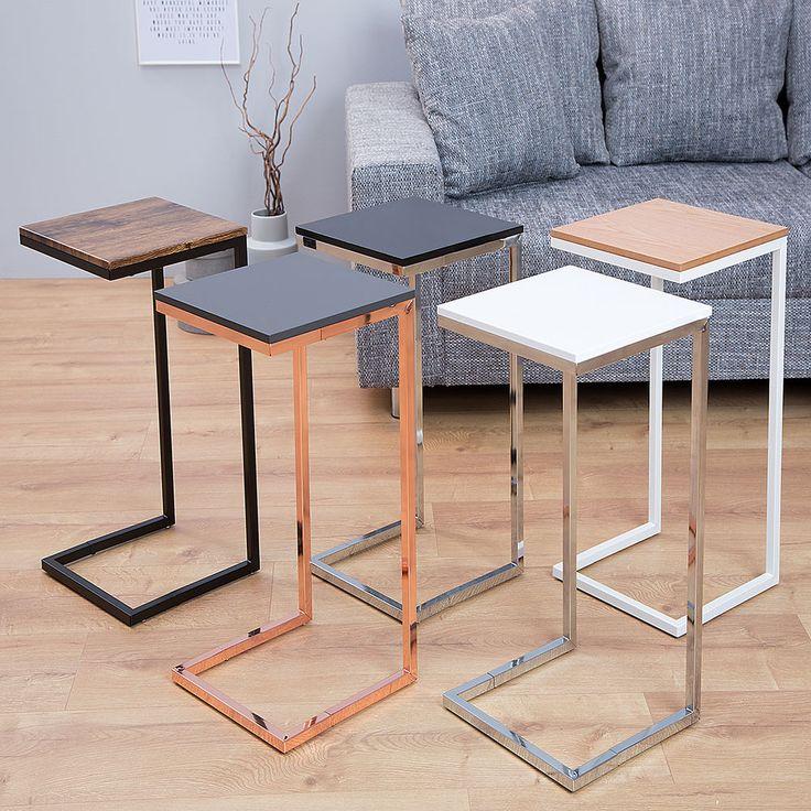 Design Beistelltisch SIMPLY CLEVER FARBWAHL 60 cm Tisch Couchtisch Laptoptisch | Möbel & Wohnen, Möbel, Tische | eBay!