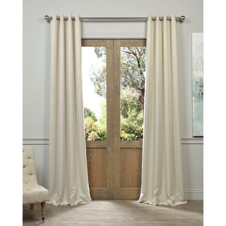 Best 25+ Sliding Door Curtains Ideas On Pinterest
