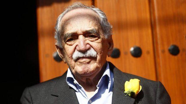 BBC News - Tributes pour in for Colombian author Gabriel Garcia Marquez