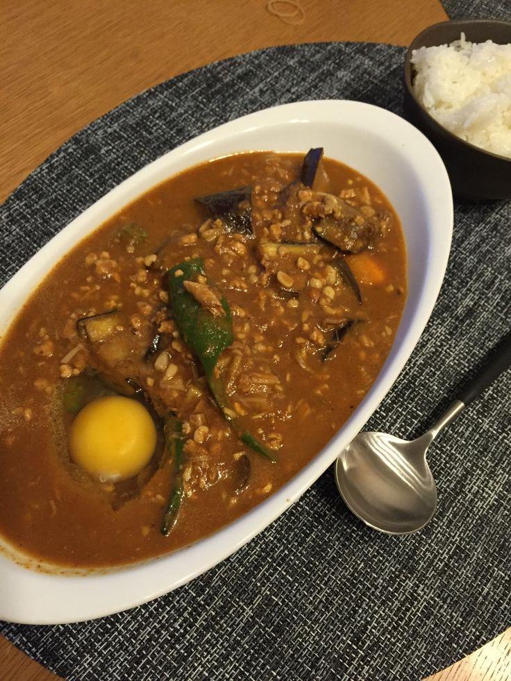 スープカレー    札幌のあの名店のレシピ再現