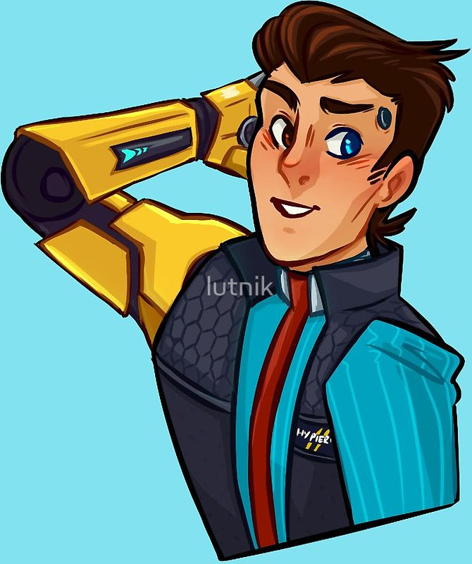 """Rhys from Tales from the Borderlands series"" by lutnik 