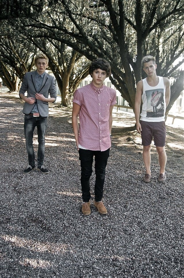 The vamps <3 before Connor
