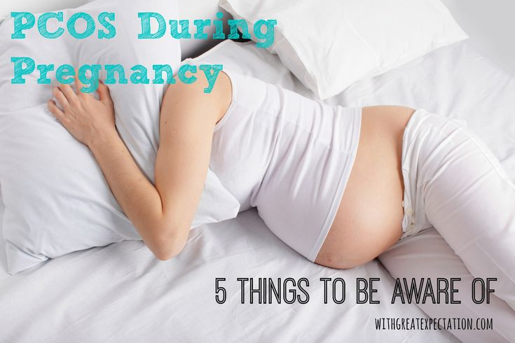 PCOS During Pregnancy: 5 Things to be Aware of