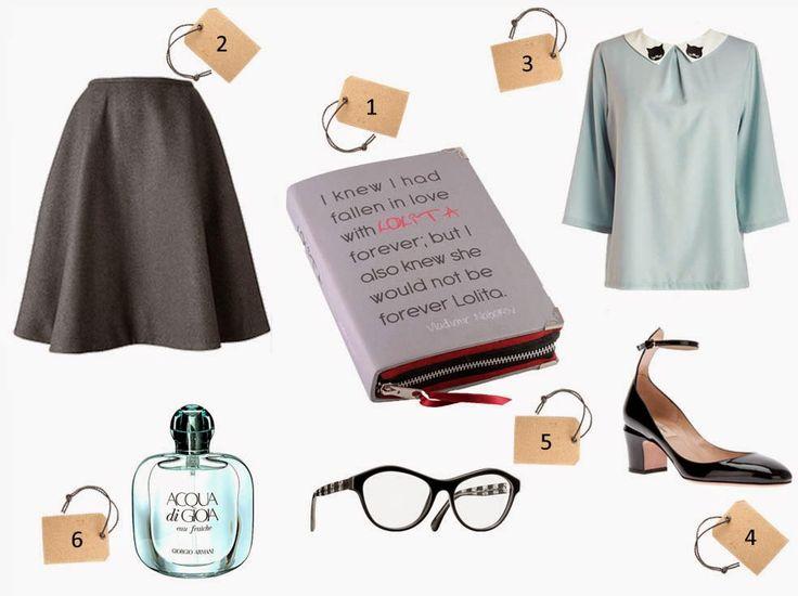 Lolita Book Clutch by P.S. Besitos