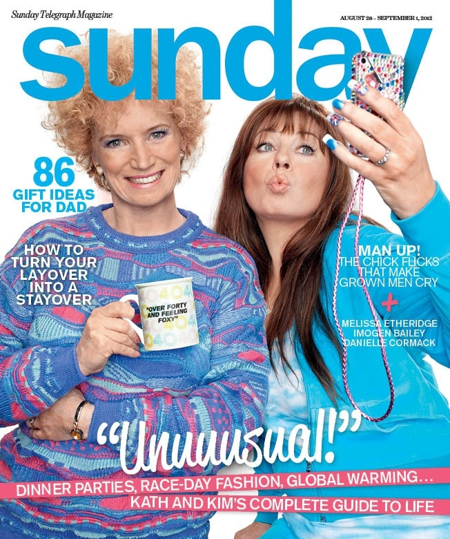 Kath and Kim - August 2012
