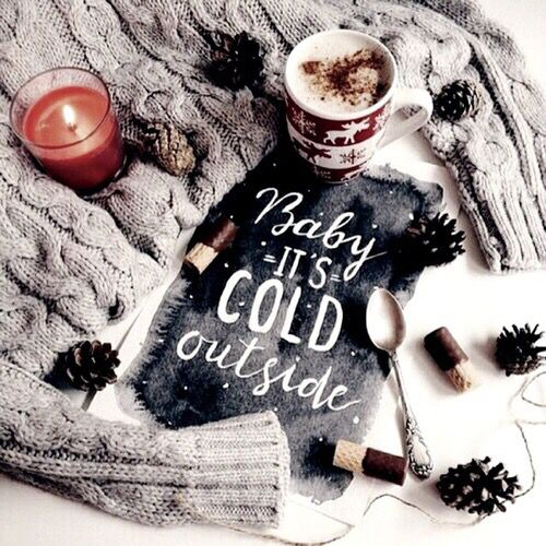 Baby it's cold outside ❅☆ Bella Montreal ☆❅