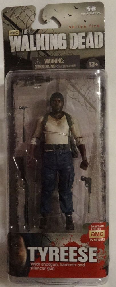 Mcfarlane The Walking Dead Series 5 Tyreese (1) Action Figure #McFarlaneToys