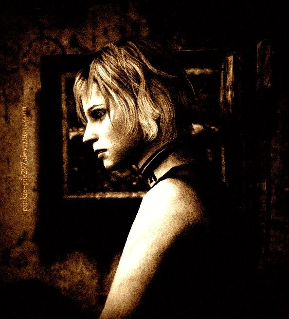 "Heather in ""Silent Hill 3."""