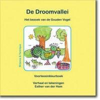 """Een prachtige recensie op  de site """"Coole Suggesties"""". De aanbevelingen kan ik mooi nog meenemen in het derde boek over de Droomvallei. Glitters en Glimmers in de nacht. Dit boek komt 3 oktober 2012 uit, in de kinderboekenweek.    http://www.droomvallei.net/webwinkel/droomvallei0008.php"""