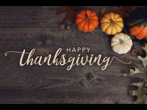 Planning For Thanksgiving Youtube In 2020 Happy Thanksgiving Pictures Thanksgiving Wallpaper Happy Thanksgiving Day