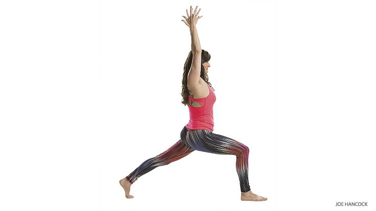 Break habits and access the subtle sensations of psoas release for freedom and ease in hip rotators and flexors.