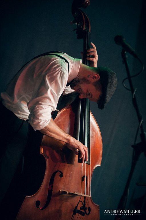 Double Bass Player, Jazz/Blues Musician @ Berlin Blues Explosion 2015 #BBE2015