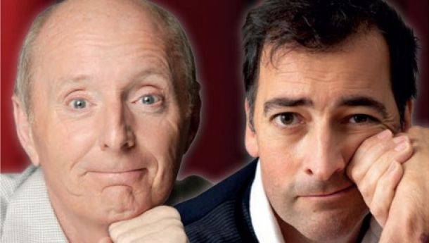 Jasper Carrott & Alistair McGowan at The Bristol Hippodrome on 12 February 2017