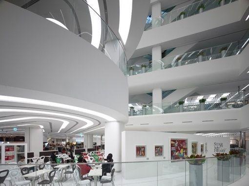 Korea's New Galleria Citycenter Boasts the World's Largest ...