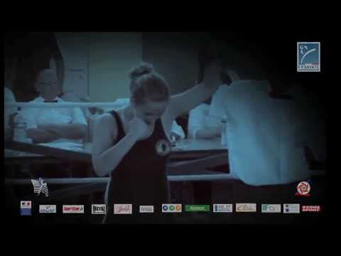 Vidéo de promotion de  Boxe Française Savate - Championnats de France Technique à Brest  www.air-media29.com