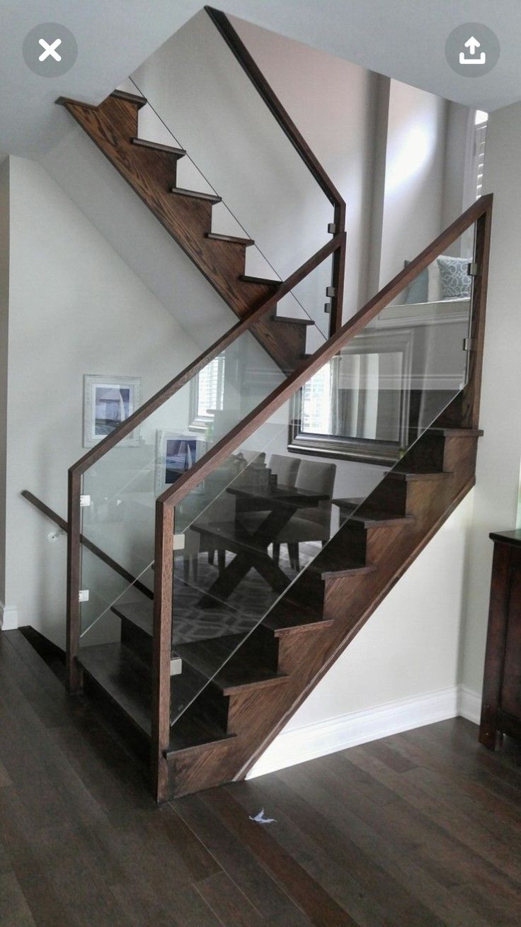 Best It's Not Hard To See Why Glass Staircases In Particular Glazed Side Panels Have Become So 400 x 300