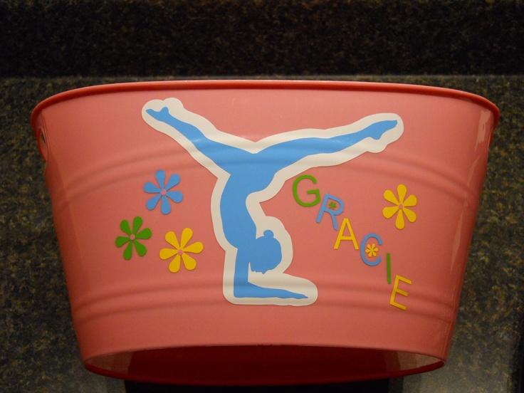 Gymnastics Tub: Tubs, Gymnastics Tub