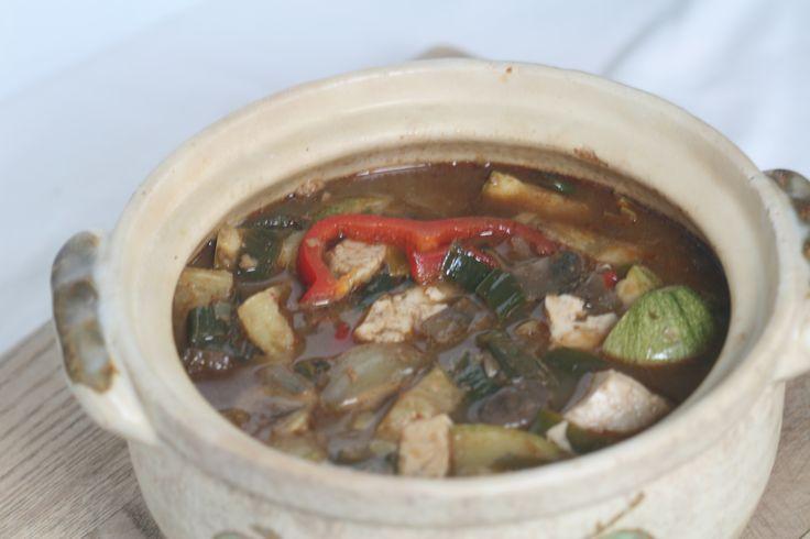 Doenjang jjigae (Fermented Bean Paste Stew) | AsianSupper