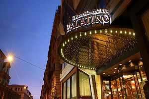 Rome Hotels, Grand Hotel Palatino, First Class Hotel