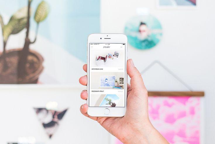 Digital Photo Printing for the Design Conscious Consumer - http://www.psfk.com/2015/10/digital-photo-printing-parabo-press-risographs-photojojo.html
