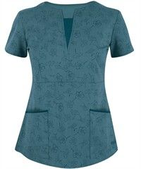 For my nurse friends. There's some really cute scrubs on here! In the solid section. Some of the prints are weird.