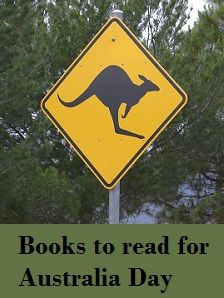 Books to read with young children for Australia Day