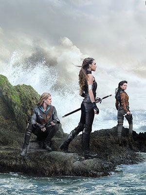 The Shannara Chronicles - Série TV 2016 - AlloCiné