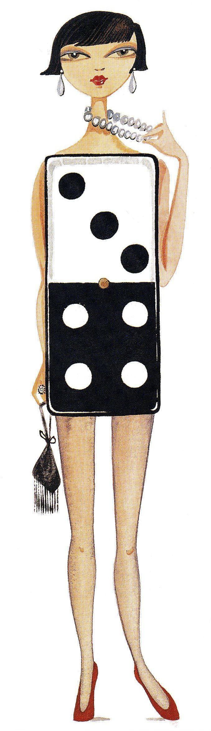 Domino Trend...couldn't help myself. Ruben Toledo A-body Frame