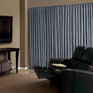 Absolute Zero Heavy Velvet Curtains Best Noise Reduction Curtains For Home Baby Pinterest
