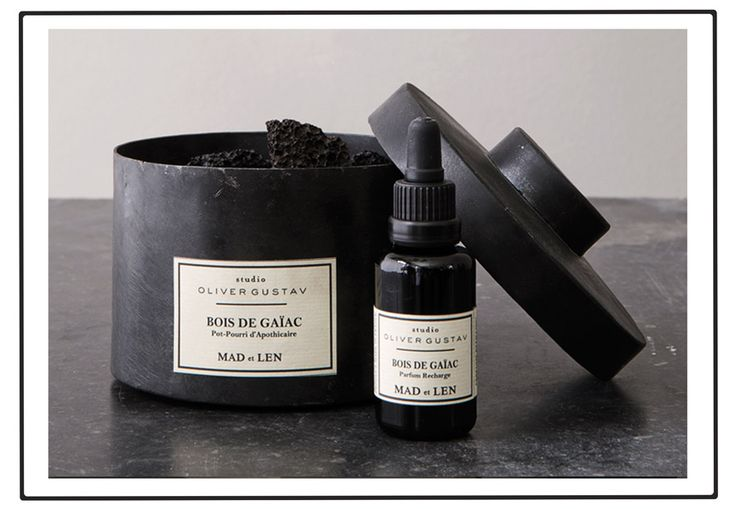 Scents from Oliver Gustav