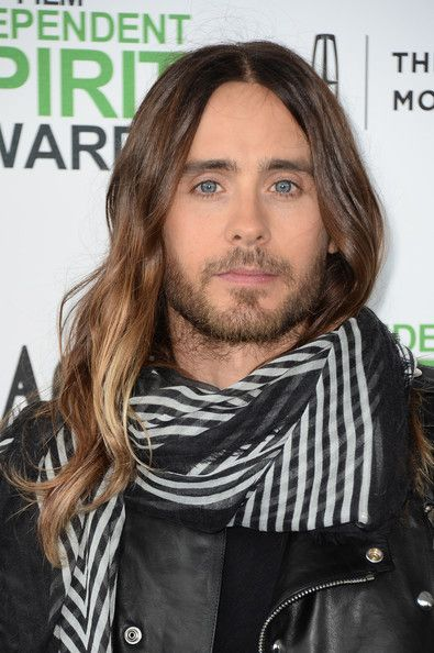Jared Leto Photos - Actor Jared Leto attends the 2014 Film Independent Spirit Awards at Santa Monica Beach on March 1, 2014 in Santa Monica, California. - Jared Leto Photos - 2148 of 4651