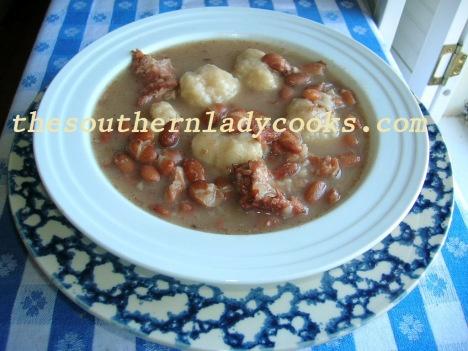 Pinto Beans and Dumpling | SALADS & SOUPS | Pinterest | Beans, Pinto ...