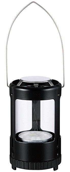 AmazonSmile : UCO Mini Ultra Light Candle Lantern for Tealight Candles, Aluminum : Camping Lanterns : Sports & Outdoors