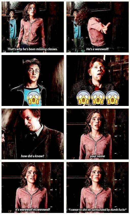 Harry potter nerd fucking 5