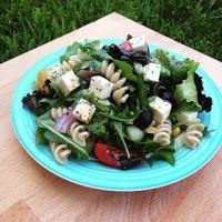 O cestinho da mamã  : Salada mediterrânea